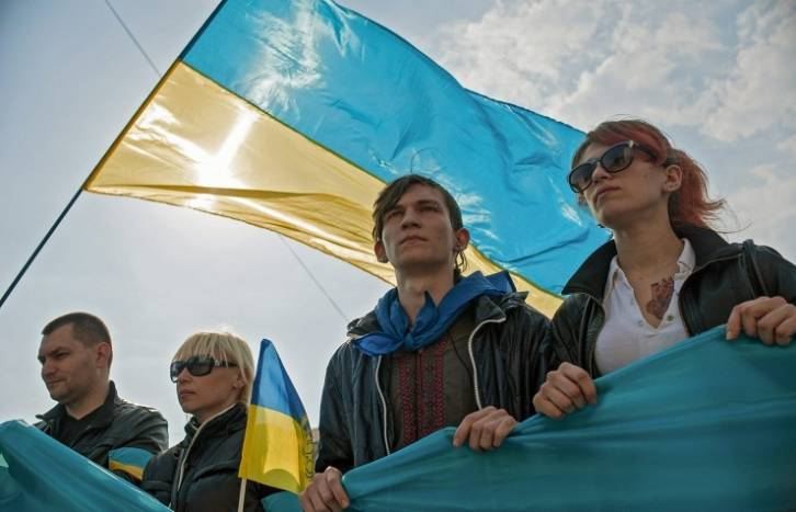 <figcaption> More than half of Ukrainians no longer believe that Crimea will ever return to Ukraine</figcaption>