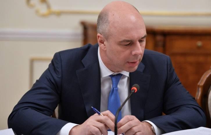 <figcaption>Russia's finance minister Anton Siluanov | Photo: © Alexei Druzhinin/Russian presidential press service/TASS</figcaption>