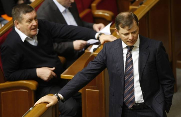<figcaption>Looks like Lyashko sees no more important things to worry about</figcaption>