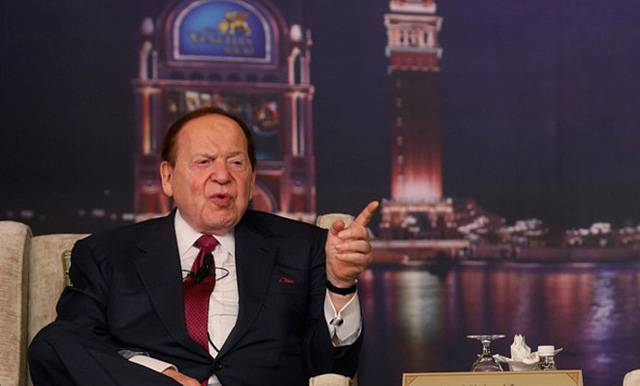 <figcaption>Sheldon Adelson (eastcoastgambler via Flickr)</figcaption>