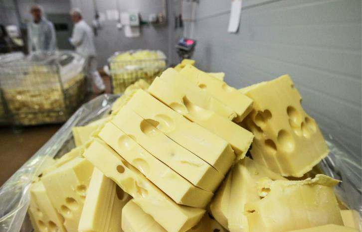 <figcaption>India plans to increase production by 2.5 times to start deliveries of cheese to Russia</figcaption>