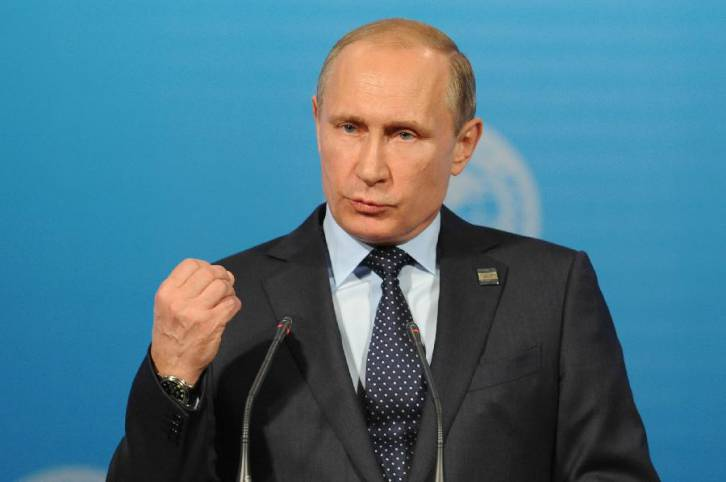 "Putin: ""there are not so many countries that have the privilege of sovereignty."""