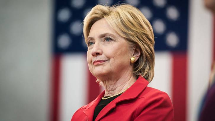 <figcaption>Hillary Clinton is a liberal exceptionalist, another Nero</figcaption>