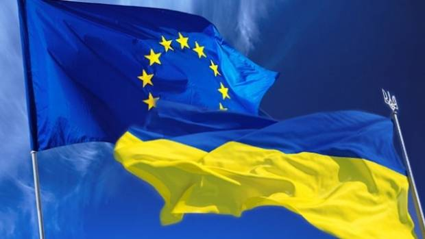 <figcaption>The EU's own interest is to ensure Russia continues to supply gas via Ukraine</figcaption>