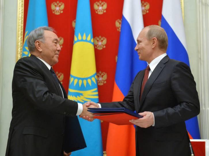 <figcaption>Eurasia economic integration is accelerating</figcaption>
