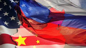 <figcaption>How do the interests balance in the quadrilateral: USA, Europe, Russia, and China? </figcaption>