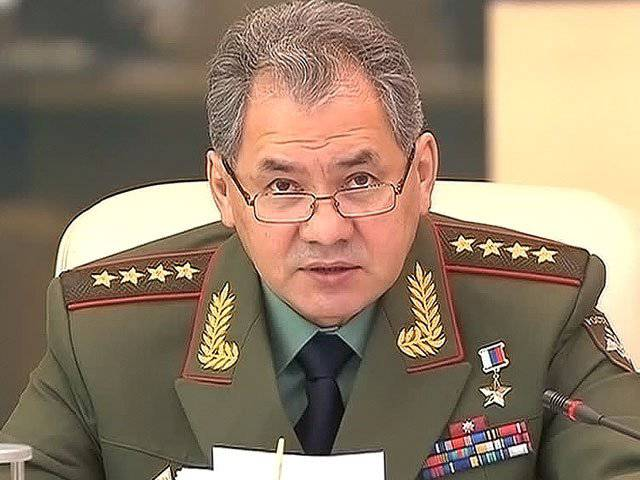 <figcaption>Shoigu is not impressed</figcaption>