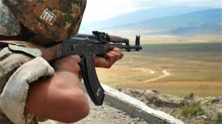 <figcaption>The inhabitants of Nagorny-Karabakh are highly motivated to defend their self-proclaimed republic</figcaption>