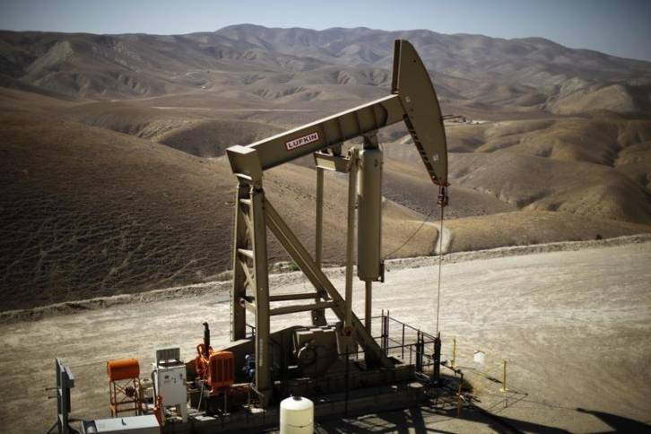 <figcaption>Is this the beginning of the end of the US oil frenzy? </figcaption>