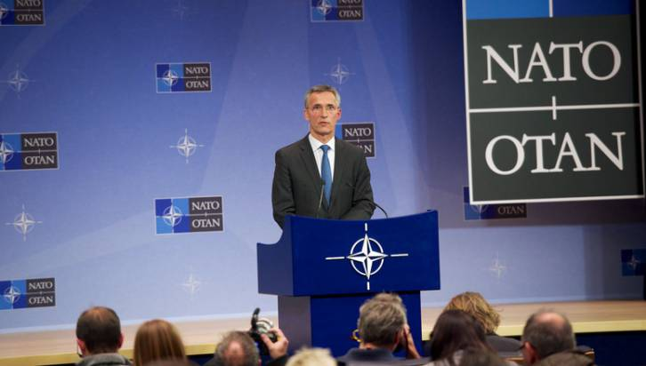 <figcaption>Stay classy, NATO.</figcaption>