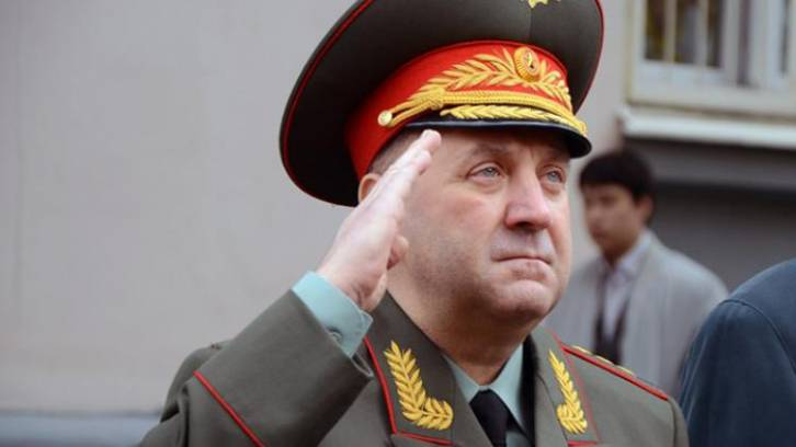 <figcaption> Igor Sergun, Former Director of GRU, the Main Intelligence Directorate of the General Staff of the Armed Forces of the Russian Federation</figcaption>
