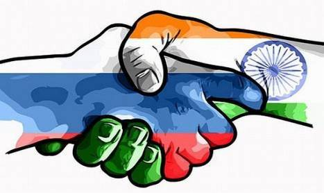 <figcaption>India and Russia friendship and cooperation goes way back</figcaption>