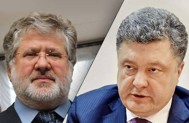 <figcaption>Public showdown between Poroshenko and Kolomoisky around valuable energy assets are a reflection of the old political enmity</figcaption>
