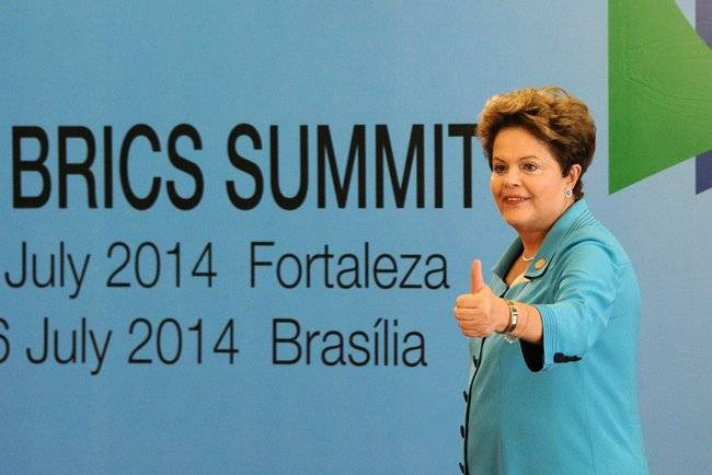 <figcaption>Forging stronger and more important trade and investment ties with the BRICS countries and their regions is undoubtedly among the priorities of the Brazilian government </figcaption>