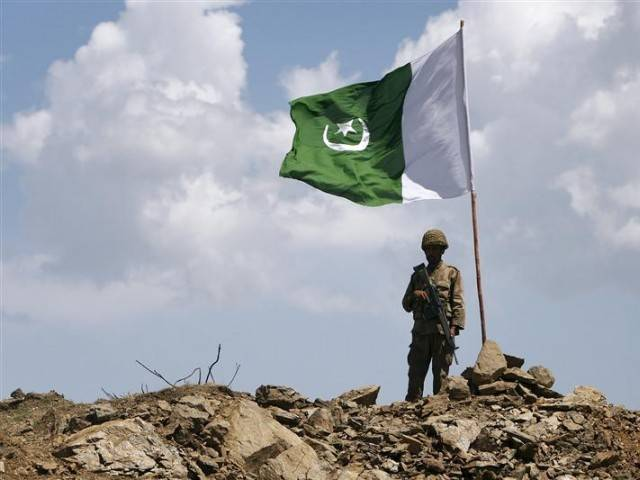 <figcaption>Prolonged instability in Afghanistan will continue to cast a shadow on Pakistan's progress and stability</figcaption>