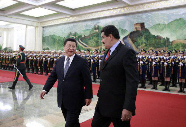 <figcaption>Relations between the Chinese President Xi Jinping and Venezuela's President Nicolas Maduro will be further expanded to the oil industry (Photo: Reuters)</figcaption>