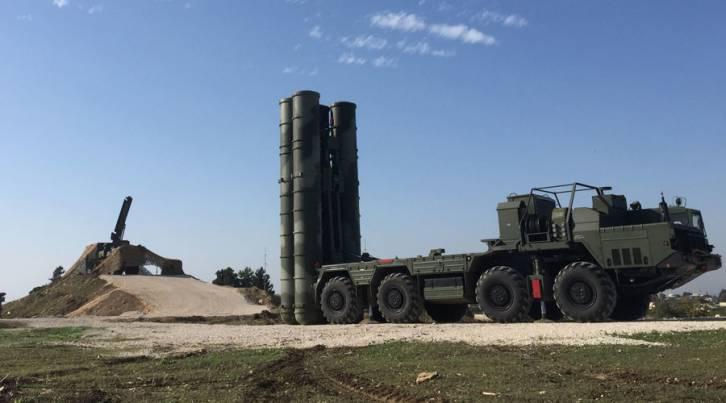 <figcaption>The S-400s are ready</figcaption>