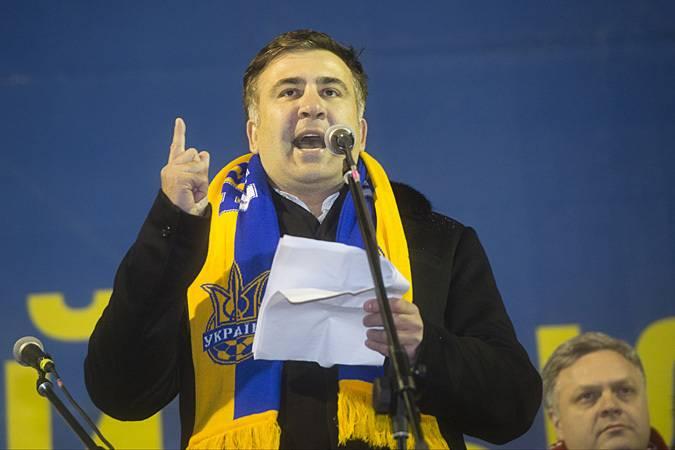 <figcaption>Впрочем, может быть, его все-таки выдадут Грузии и тогда у несчастной Украины появится хотя бы теоретический шанс на спасение | Фото: РИА Новости</figcaption>