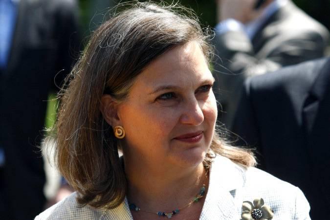<figcaption>Виктория Нуланд, помощник Госсекретаря США по делам Европы и Евразии | Фото: REUTERS</figcaption>