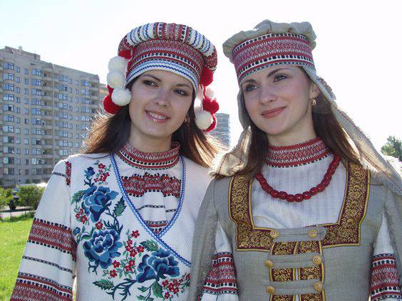 <figcaption>Even Russians will tell you that Belarus is known for, among other things, beautiful women</figcaption>