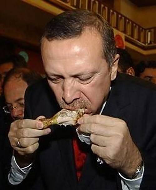<figcaption>All kebabs must be removed immediately from the Netherlands, according to Erdogan</figcaption>