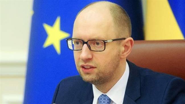 <figcaption>Арсений Яценюк ведет Незалежную к экономической катастрофе</figcaption>