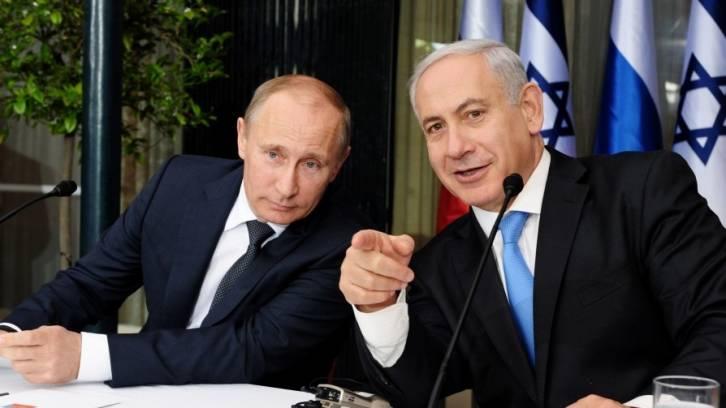<figcaption>Израиль хотел бы, чтобы Россия разорвала отношения с Сирией и Ираном. Но хотеть, как известно, не вредно</figcaption>