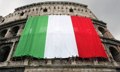 <figcaption>Will Italy finally find a path to economic and political recovery?</figcaption>