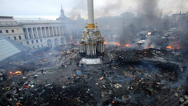 """<figcaption>Not the first """"Maidan,"""" and probably not the last...</figcaption>"""
