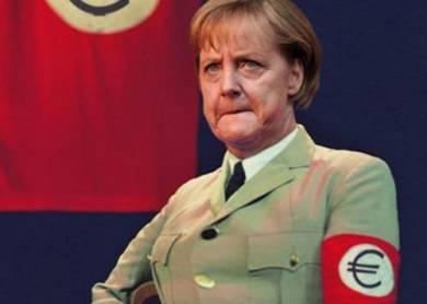 <figcaption>Reichschancellor Merkel</figcaption>