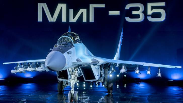 The MiG-35