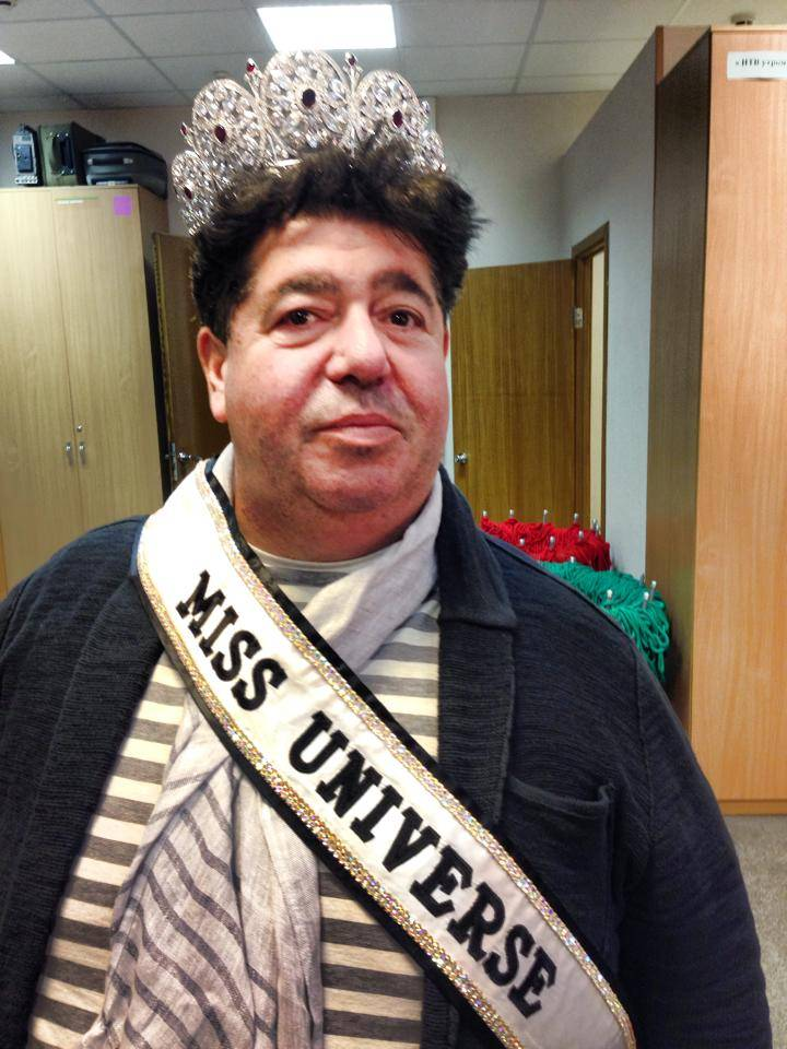<figcaption>Rob Goldstone mastermind of the June 2016 meeting </figcaption>