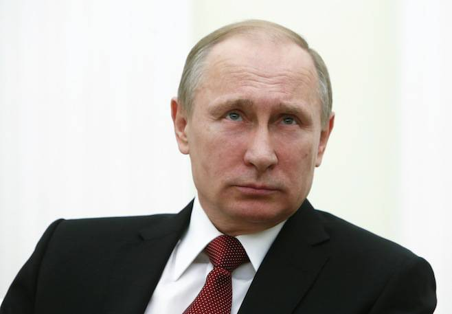 <figcaption>Rumors are spreading about Putin's health</figcaption>