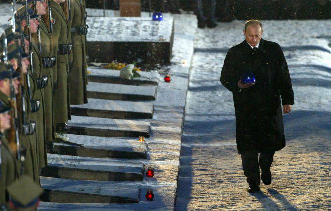 <figcaption>Putin is unlikely to join world leaders gathering at the site of the Auschwitz death camp this month because distrust caused by the conflict in Ukraine has cast a pall on arrangements to commemorate the Holocaust. </figcaption>