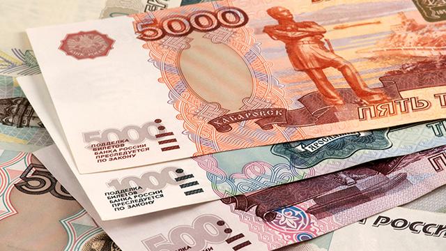 <figcaption>Ruble rebound</figcaption>