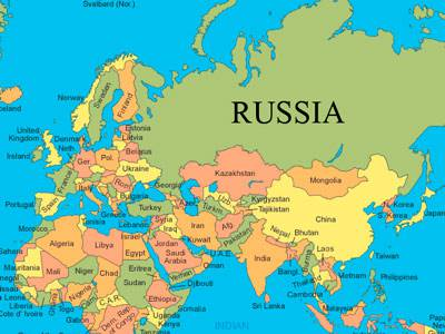 <figcaption>Russia: Eurasia&#039;s Giant</figcaption>