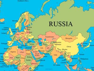 <figcaption>Russia: Eurasia's Giant</figcaption>