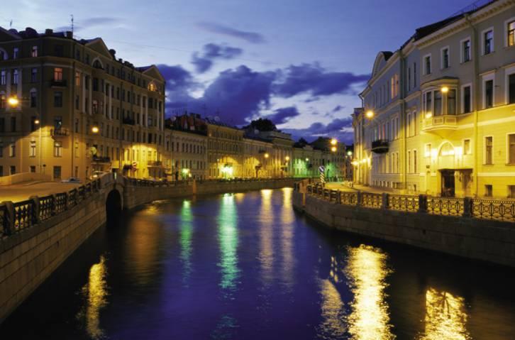 <figcaption>Saint Petersburg</figcaption>