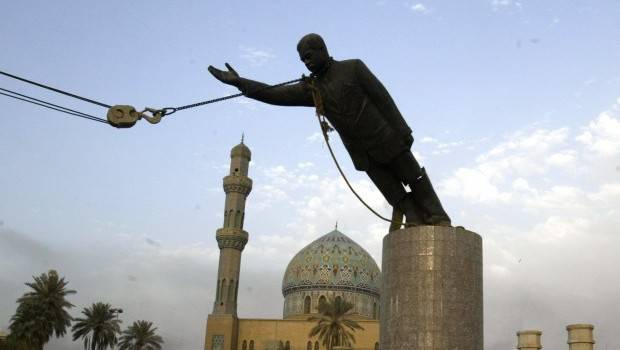 <figcaption>Saddam</figcaption>
