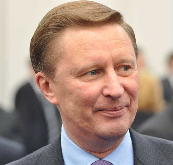 <figcaption>Sergei Ivanov — Putin's Chief of Staff</figcaption>