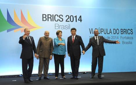 <figcaption>BRICS member-states plan on increasing the efficiency of humanitarian, industrial and technological cooperation. </figcaption>