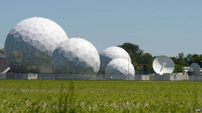 <figcaption>The Bad Aibling listening post in Bavaria is said to have been used to spy on the Elysee Palace in France | Photo: AFP</figcaption>