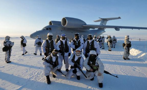<figcaption>Russia's Arctic Military Forces</figcaption>