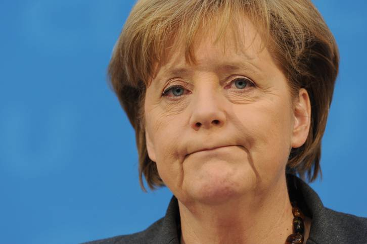 Support for Merkel has begun to melt away