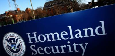 <figcaption>It's a well known fact that the Department of Homeland Security is a Kremlin front</figcaption>