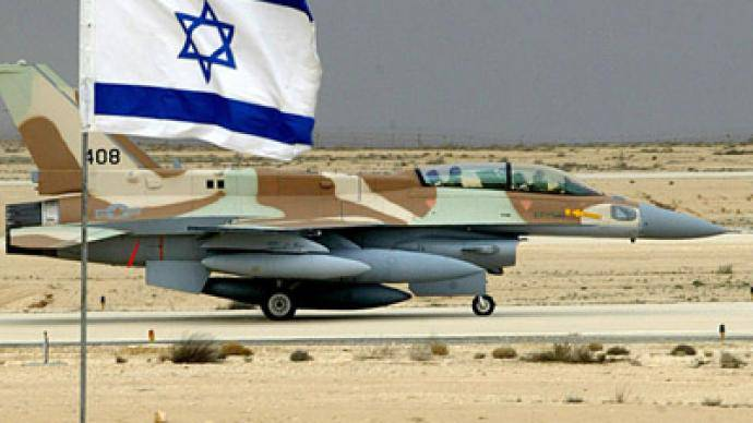<figcaption>Israel might think twice before bombing Syria again</figcaption>