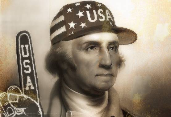 <figcaption>America's #1!</figcaption>