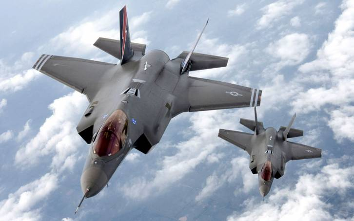 <figcaption>The F-35: Insanely expensive, its costs keep soaring - and it&#039;s worse than Russian planes which cost 20 times less</figcaption>