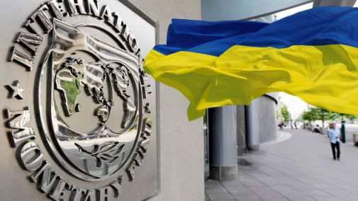 <figcaption>IMF has already provided USD17 billion to Ukraine and has paid up USD4.5 billion to-date. </figcaption>