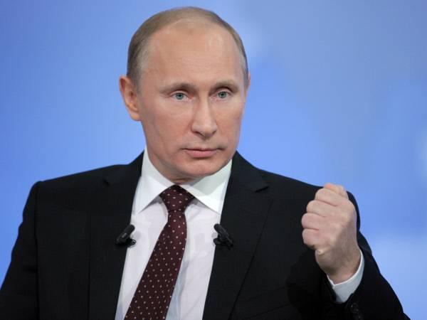 <figcaption>Putin wants economic reform</figcaption>
